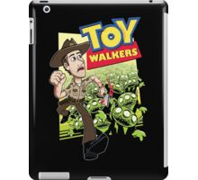 Toy Walkers (color) iPad Case/Skin