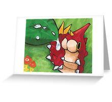Wurmple Greeting Card