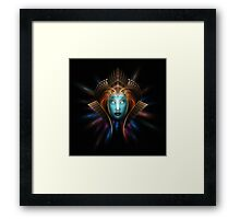 Riddian Queen Framed Print