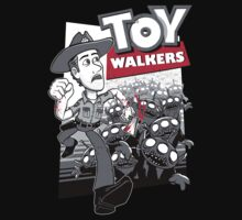 Toy Walkers One Piece - Long Sleeve