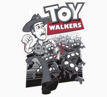 Toy Walkers Kids Tee