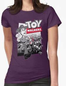 Toy Walkers Womens Fitted T-Shirt