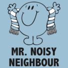 Manchester City Mr. Noisy Neighbour by stabilitees