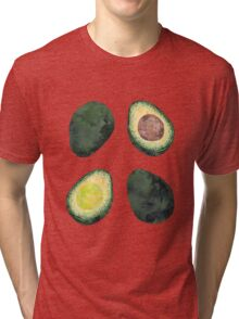 Avocado Addict Tri-blend T-Shirt