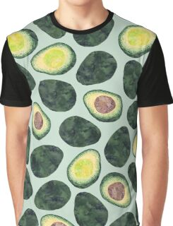 Avocado Addict Graphic T-Shirt