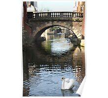Newbury Bridge Poster