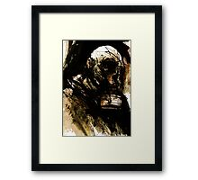 Just Waitin'.... Framed Print