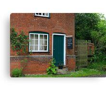 Village Jams, Jellies, Preserves  Canvas Print