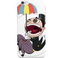 Penguin drops in iPhone Case/Skin