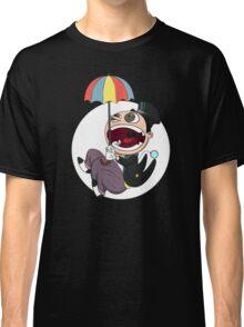 Penguin drops in Classic T-Shirt