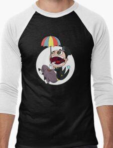 Penguin drops in Men's Baseball ¾ T-Shirt