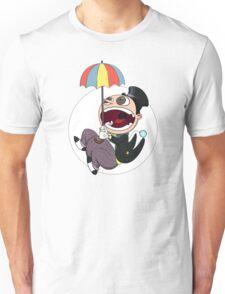 Penguin drops in Unisex T-Shirt