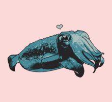 Blue Cuttlefish by ruckus666