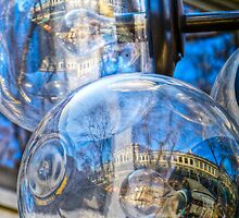Quincy Market Reflections by Kellypix
