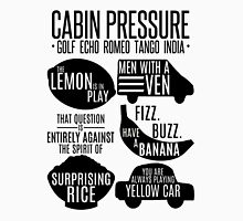 Cabin pressure moments  T-Shirt