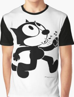 Felix Having Fun Graphic T-Shirt