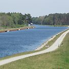 Between Oder and Havel rivers by orko