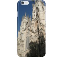 The Minster iPhone Case/Skin
