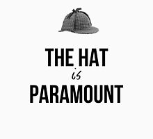 The Hat is Paramount - Cabinlock Unisex T-Shirt
