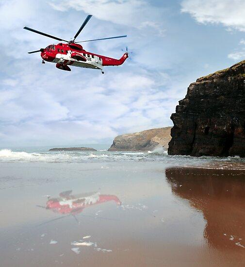 air sea rescue coast search by morrbyte