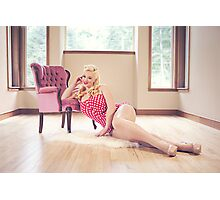 Bombshell Afternoon Photographic Print