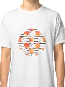Fruity Orange Classic T-Shirt