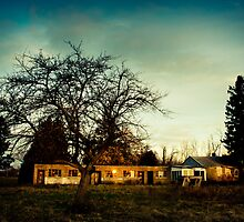 Bates Motel by schwarz
