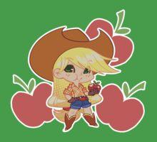 MLP Gijinka Applejack One Piece - Short Sleeve