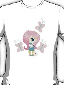 MLP Gijinka Fluttershy T-Shirt