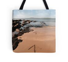 arrows in the sand Tote Bag
