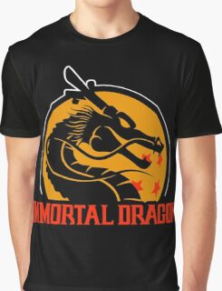 Inmortal Dragon - Shenron parody Graphic T-Shirt