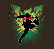 Super Smash Bros. Green Captain Falcon Silhouette Unisex T-Shirt