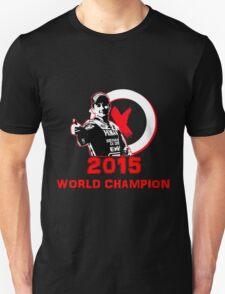 Jorge Lorenzo: 2015 World Champion in MotoGP (B) T-Shirt
