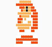8-Bit Brick Peach T-Shirt