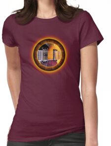 gibson Guitar by rafi talby Womens Fitted T-Shirt