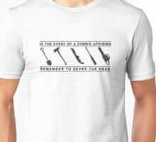 Destroy or Sever the Brain Unisex T-Shirt