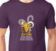 Aries The Ram Unisex T-Shirt