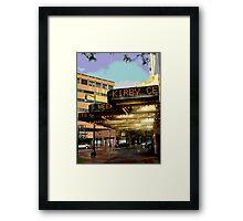 """The Kirby Center"" Framed Print"