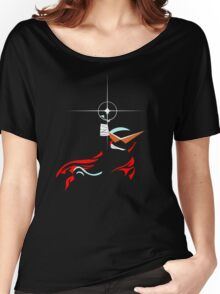 Kamina Squirtle - Shining Drill version Women's Relaxed Fit T-Shirt