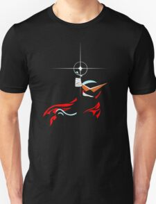 Kamina Squirtle - Shining Drill version Unisex T-Shirt