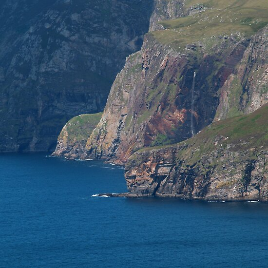 The Foot of Slieve League by WatscapePhoto