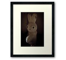 Plaything Framed Print