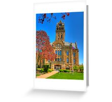 Ottawa County Courthouse Greeting Card