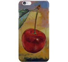 Vintage Cherry iPhone Case/Skin
