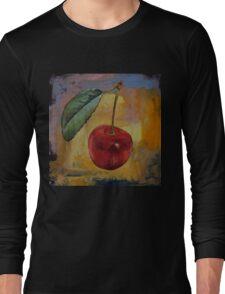 Vintage Cherry Long Sleeve T-Shirt