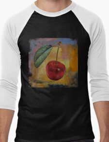 Vintage Cherry Men's Baseball ¾ T-Shirt