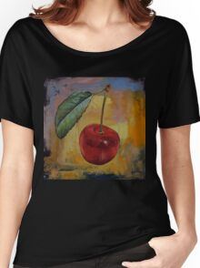 Vintage Cherry Women's Relaxed Fit T-Shirt