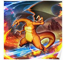 Charizard Poster