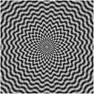 Circular Wave in Monochrome by Objowl