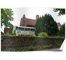 Bardwell Hall Manor House Poster